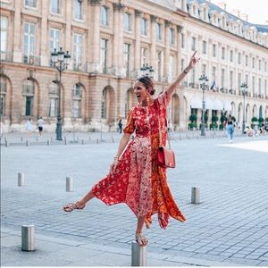 Zara Dresses - BLOGGERS FAV! ZARA NWT Patchwork Dress